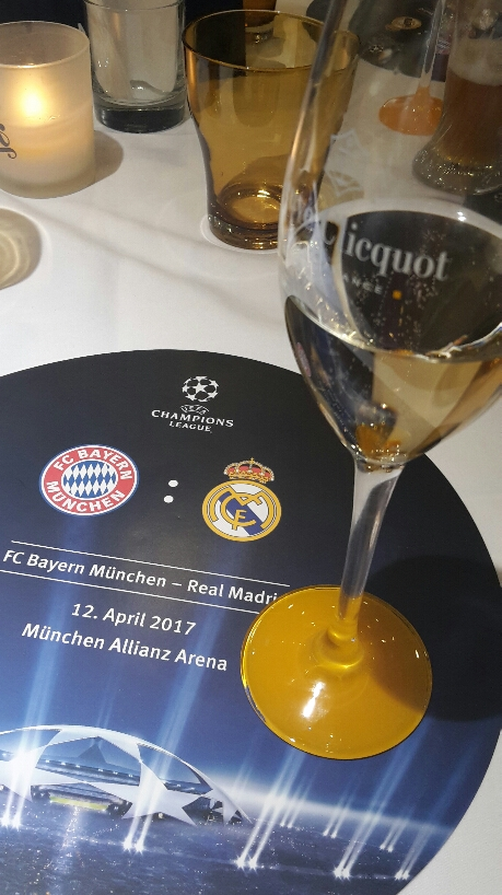 champions league hinspiele