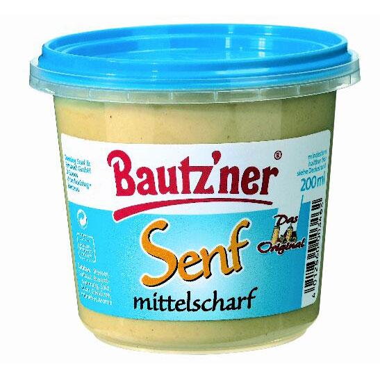 Bautz'ner Senf