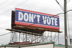 Don´t vote for Bush! 1693521