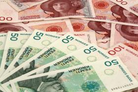 Eur Nok Euro Norwegische Kronen Kurs Wahrung Devisen Ariva De