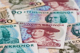 Kurs Schwedische Krone Euro