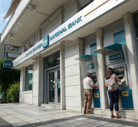 National Bank Of Greece Aktie