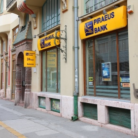 Piräus Bank Aktie