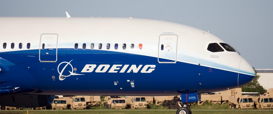 News Zu Boeing