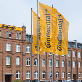 Continental-Werk in Hannover
