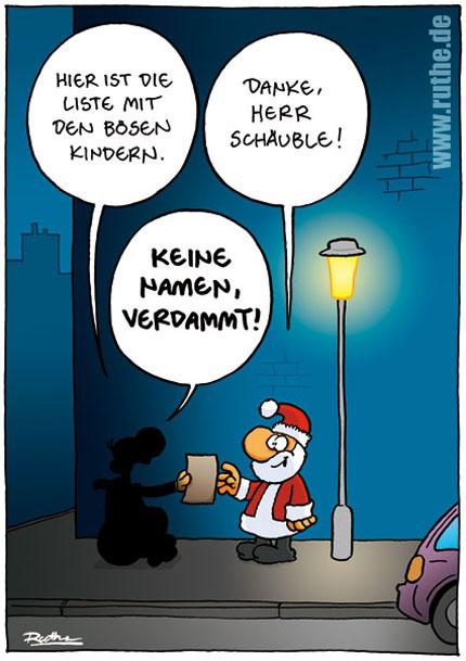 Praktische Tipps an den Weihnachtsmann - Forum - ARIVA.DE